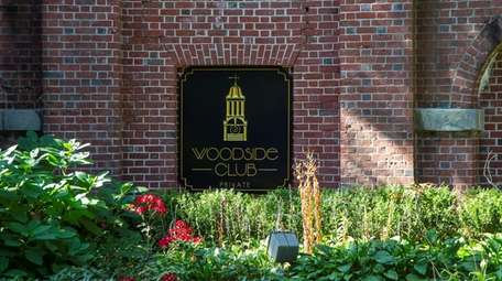 The Woodside Club country club operates on the