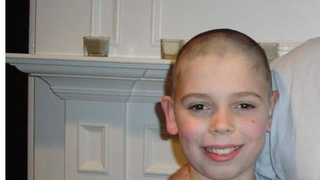 Michael Mongiello, a fifth-grader at Dogwood Elementary School,