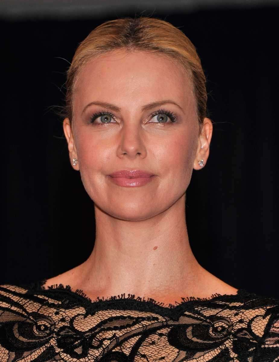 Charlize Theron attends the 98th annual White House