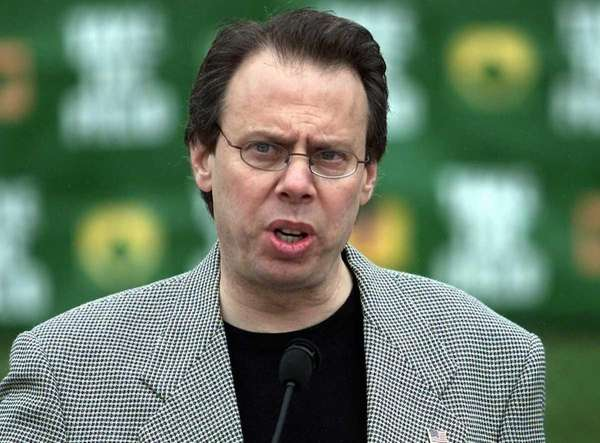 Howie Rose is seen in this Newsday file