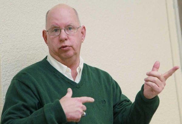 Gary Richard, Veterans Service Officer, Suffolk County Veterans