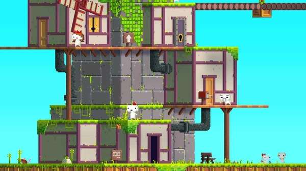 In this video game image released by Microsoft,