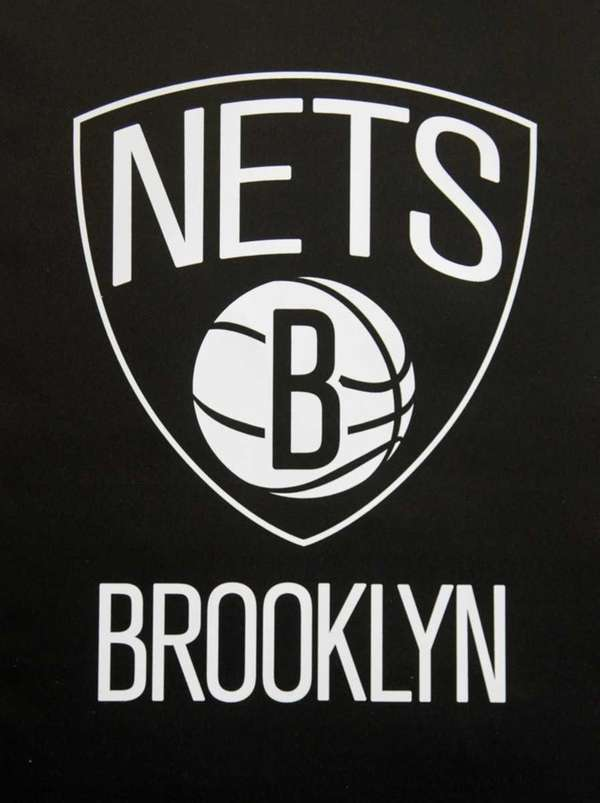 One of the new Brooklyn Nets logos is