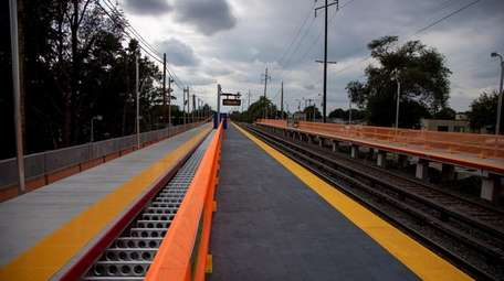 The Long Island Rail Road's Third Track project,