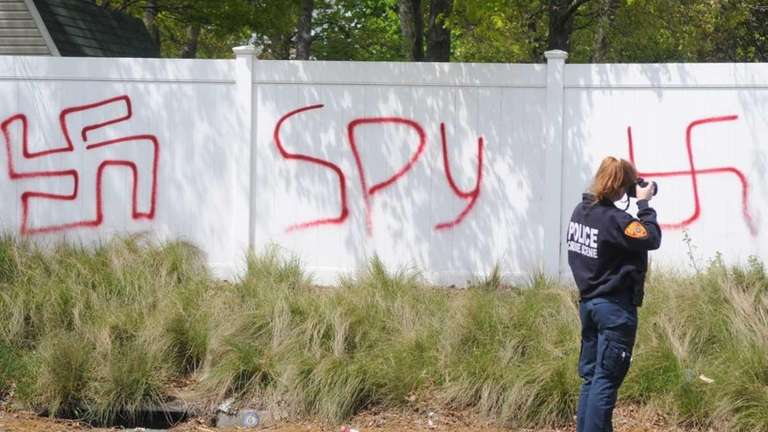 The hate crime unit of the Suffolk County