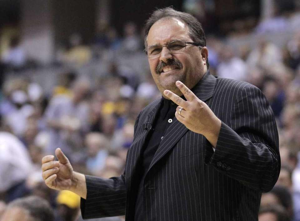 Orlando Magic coach Stan Van Gundy questions the