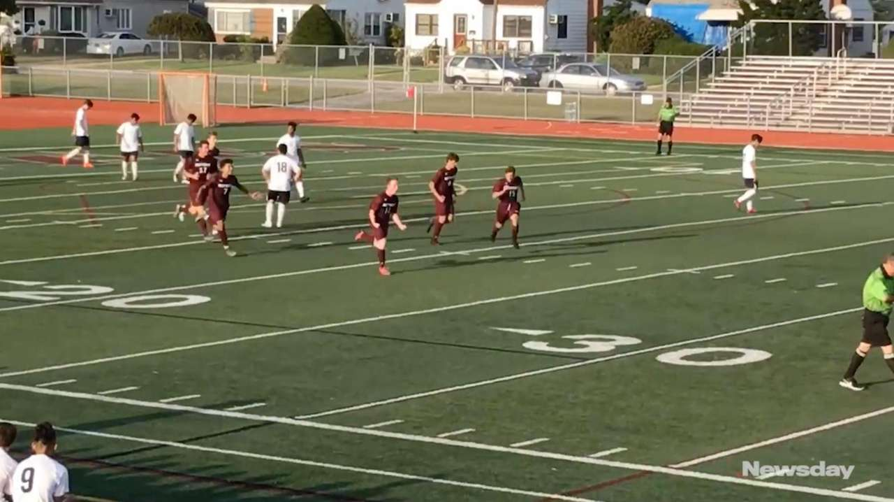 New Hyde Park and Mepham tied 1-1