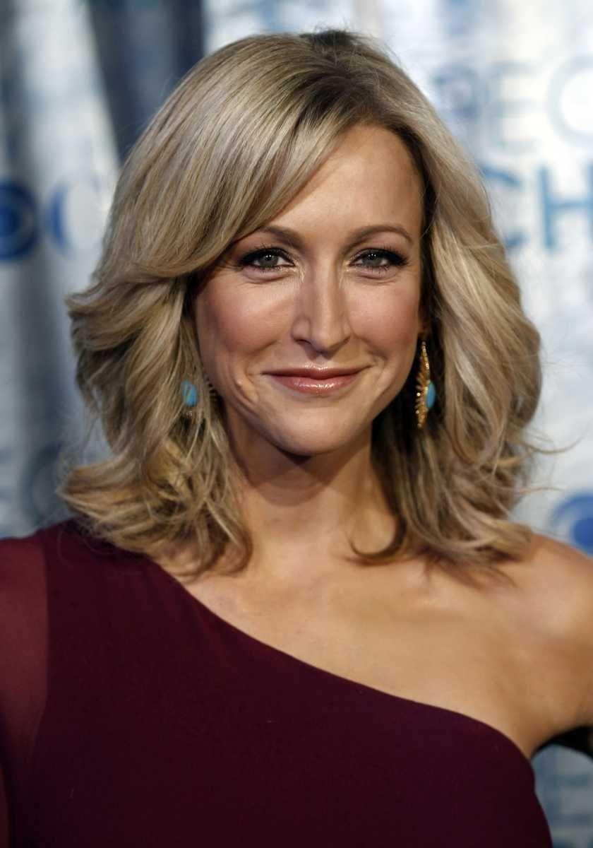 TV journalist Lara Spencer (born Lara Christine Von