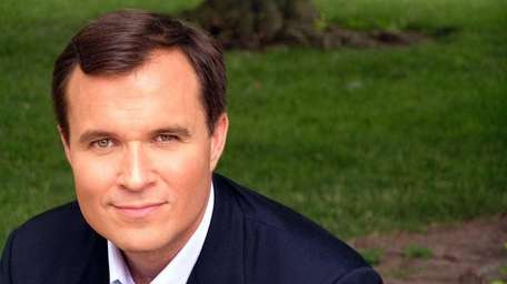 TV journalist Greg Kelly, who is also a