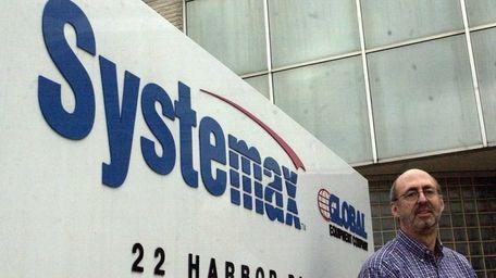 Port Washington-based electronics retailer Systemax Inc. has reported