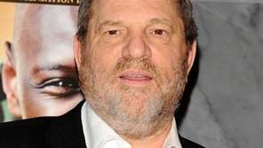 Producer Harvey Weinstein attends a screening of