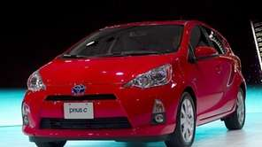 Prices for the Prius C start at $18,950.