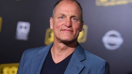 "Woody Harrelson arrives at the premiere of ""Solo:"