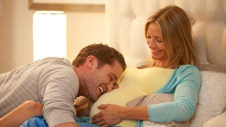 Evan (Matthew Morrison) and Jules (Cameron Diaz) star