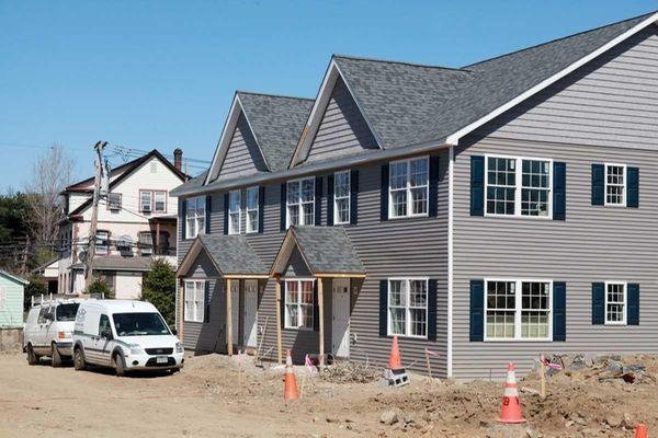 Cottage Landings, an 18 unit condominium complex on