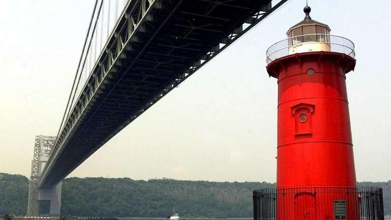 The Jeffrey Hook Lighthouse -- AKA