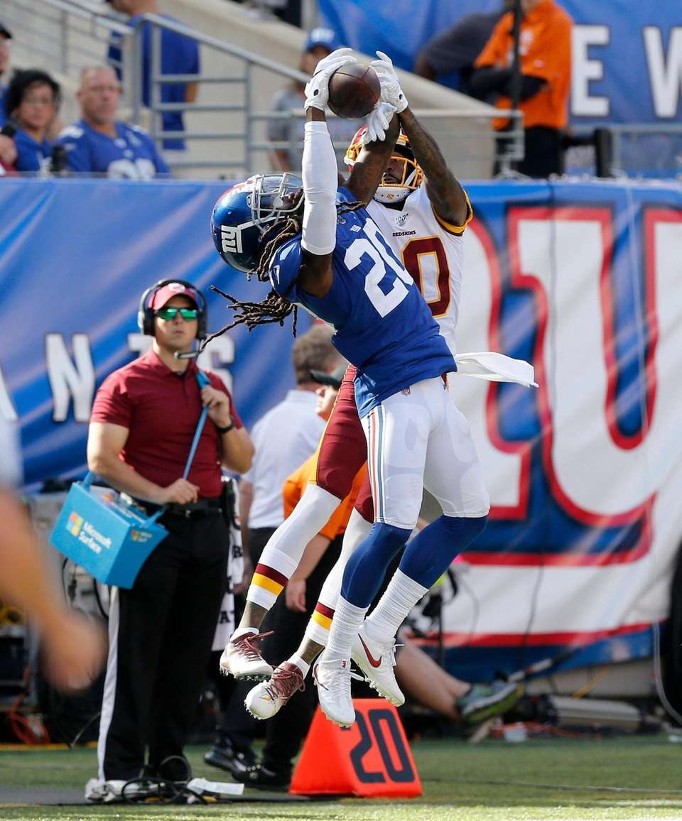 Janoris Jenkins #20 of the New York Giants