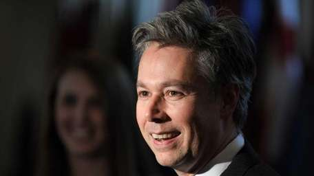 In this file photo, musician Adam Yauch from