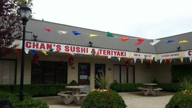 Chan's Sushi & Teriyaki