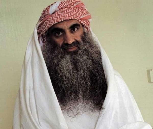 Khalid Sheik Mohammed, the accused mastermind of the