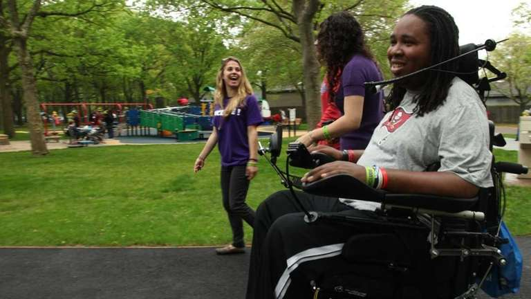 Eric LeGrand, a college football player whose playing
