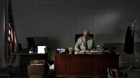 Thomas Dale, Nassau County's police commissioner. (Jan. 12,