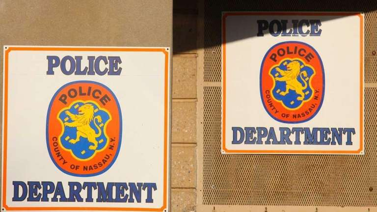 Nassau County Police Headquarters in Mineola. (March 6,