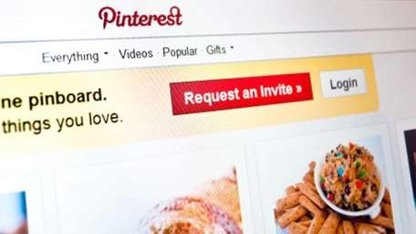 Pinterest is among the apps that allow collection