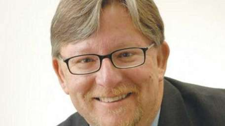 John Kominicki, publisher of Long Island Business News