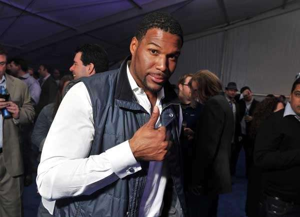Former NFL player Michael Strahan is reportedly one