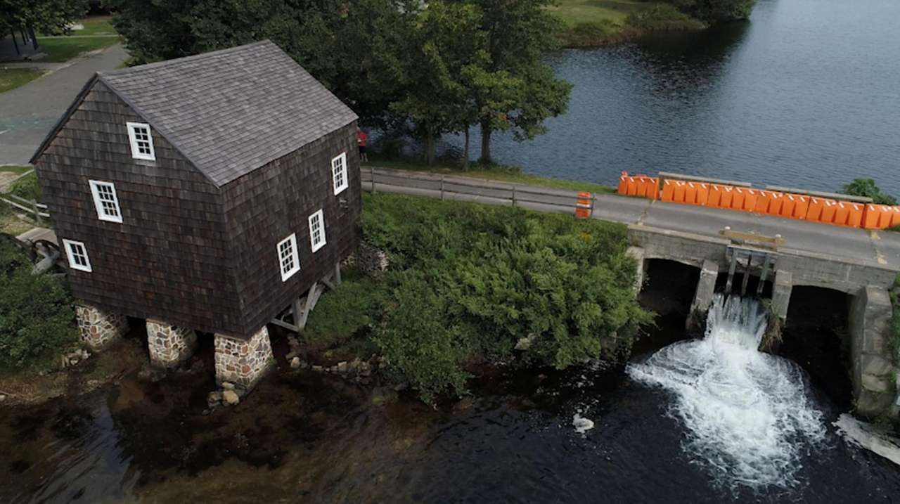 The Nicoll Grist Mill at Connetquot River State