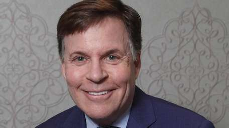 Bob Costas during the Suffolk County Hall of