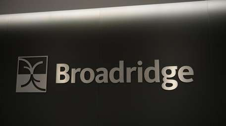 Broadridge officials said the acquisition expands the company's