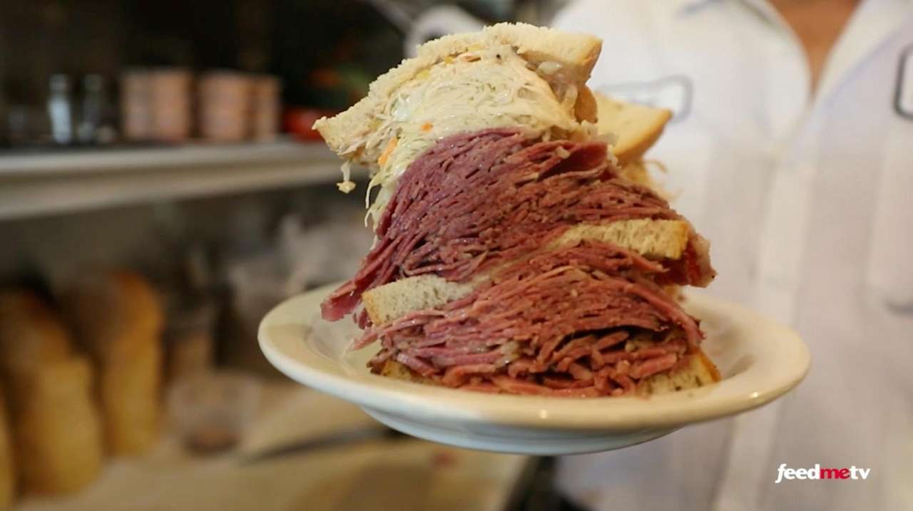 Newsday food reporter Scott Vogel visited delis around
