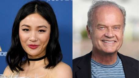 Constance Wu (left) and Kelsey Grammer will be