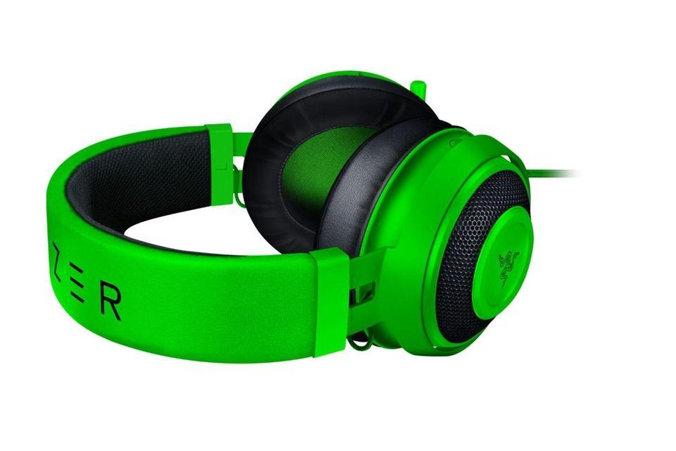 The Razer Kraken wired headset, now in its