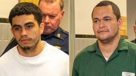 Pedro Rivera and Carlos Flores were sentenced at
