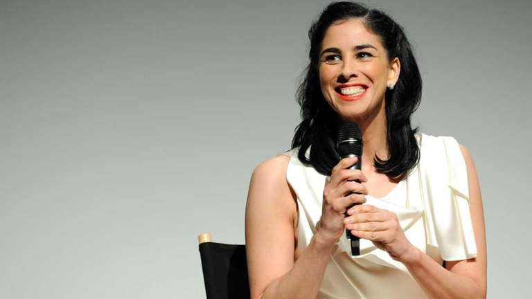 Actress Sarah Silverman, shown at the 2012 Tribeca