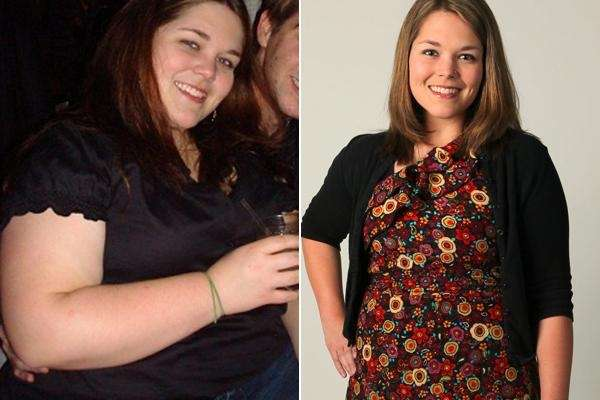 Melissa Mingrone grew up obese. She lost 90