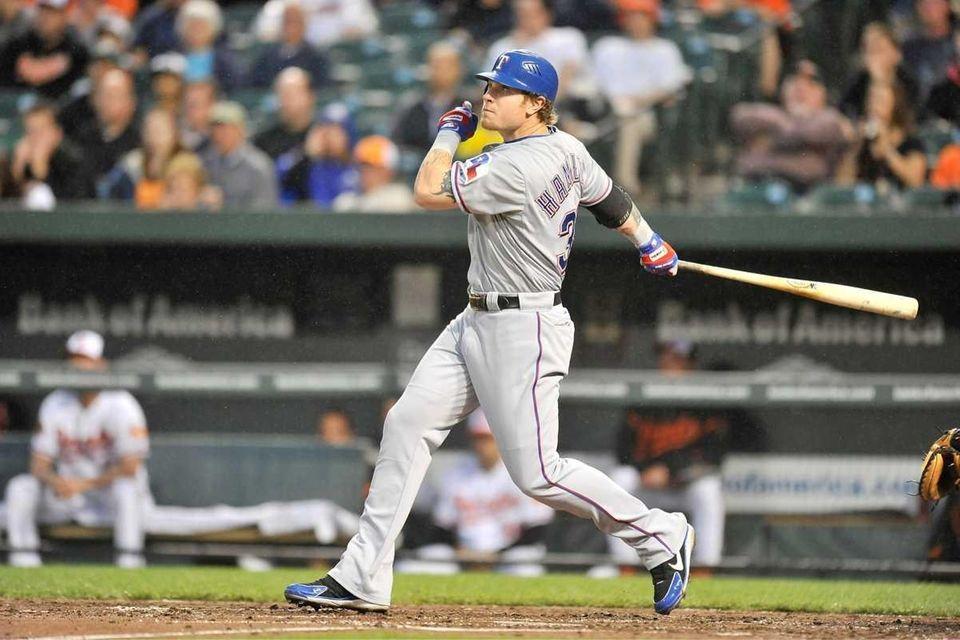 JOSH HAMILTON, Texas Rangers May 8, 2012 The