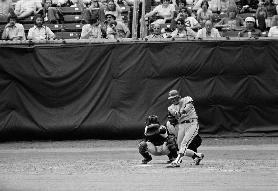 April 17, 1976 The star third baseman went