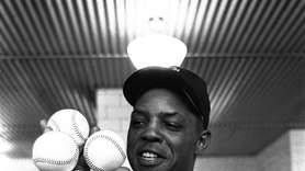 April 30, 1961 Mays went 4-for-5 with eight