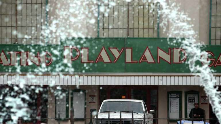 Rye Playland prepares for their opening on May