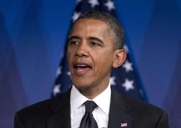 In this May 8, 2012 file photo, President