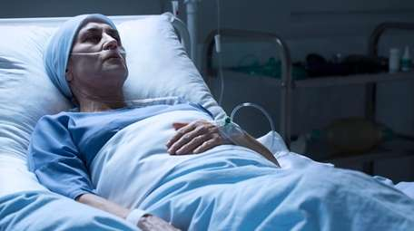 Hospice care provides palliation, which means it treats