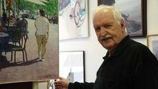Artist Paul A. Gatto has owned an art