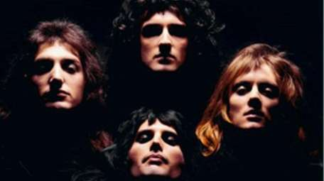 Rockers Queen posed for famed photographer Mick Rock
