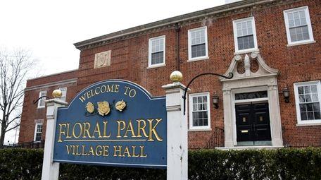 Floral Park Village Hall on Feb. 27.