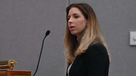 Natalie Wright, Suffolk County's acting commissioner of economic