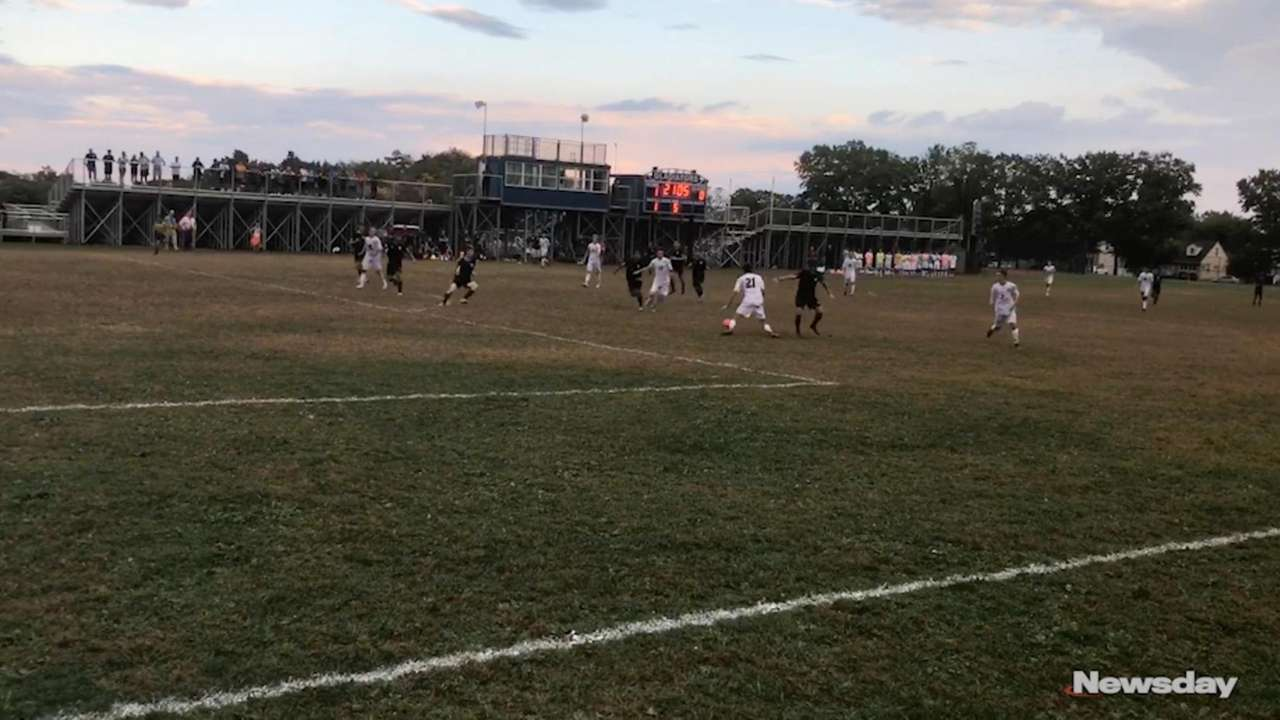 New Hyde Park and Garden City tied, 1-1,